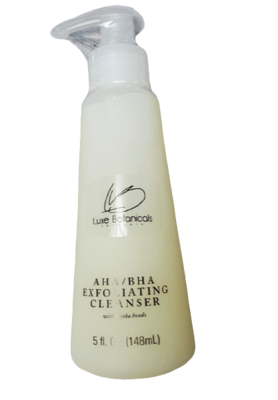 Alpha/Beta Hydroxy Acid Exfoliating Cleanser