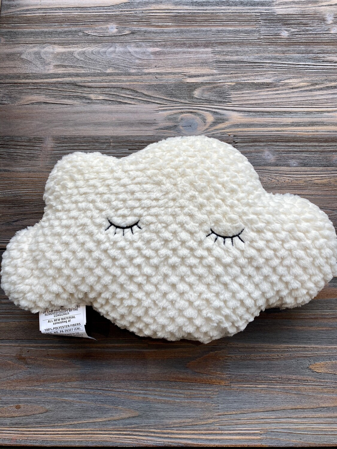 Fabric Cloud Pillow