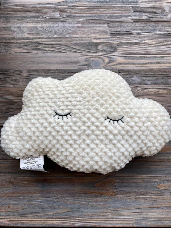 Fabric Cloud Pillow