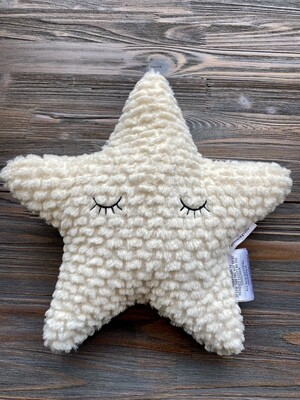 Fabric Star Pillow