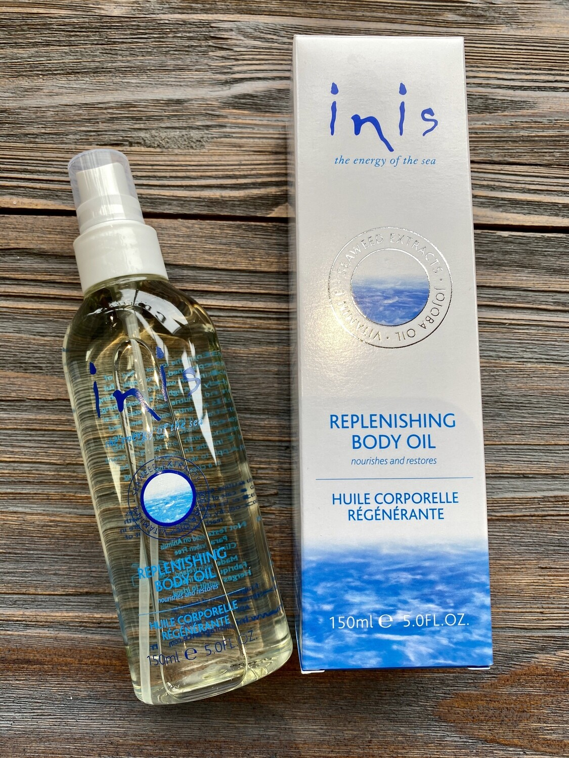 Inis Body Oil