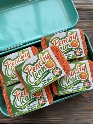 Peachy Clean Silver Gourmet Scrubber