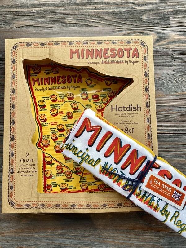 Minnesota Hotdish Kit