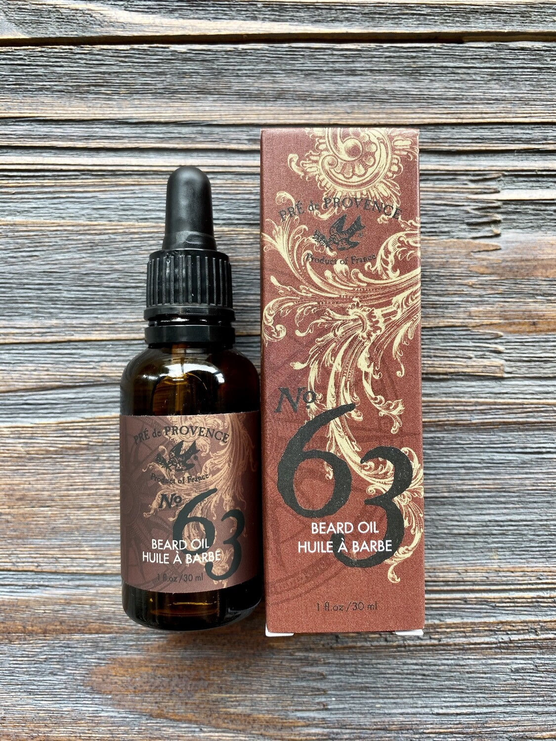No. 63 Beard Oil