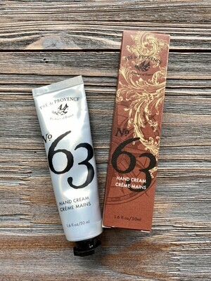 No. 63 Hand Cream 1.6 oz  for Men
