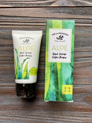 Aloe Hand Cream 1.6 oz