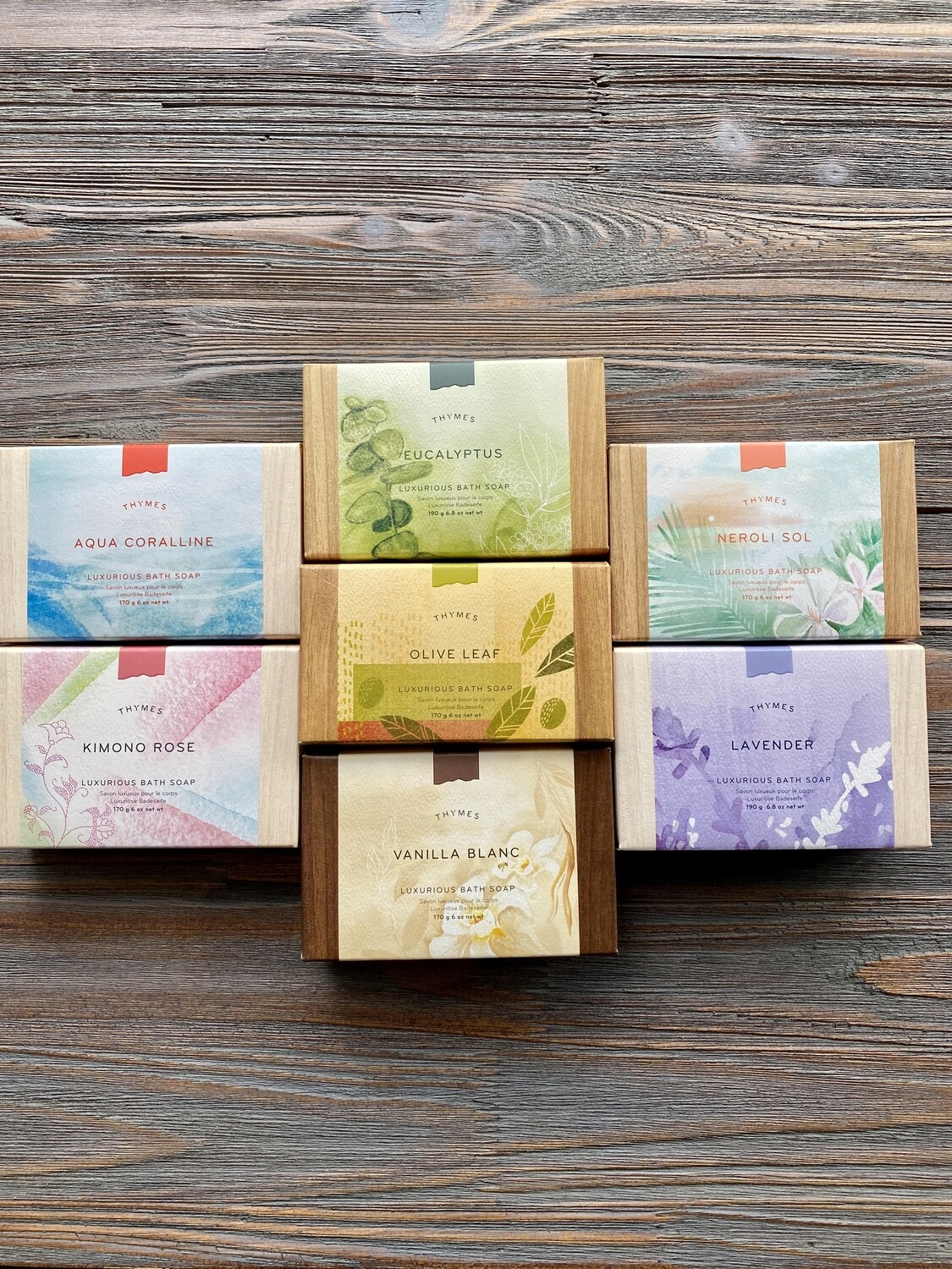 Thymes Bar Soap