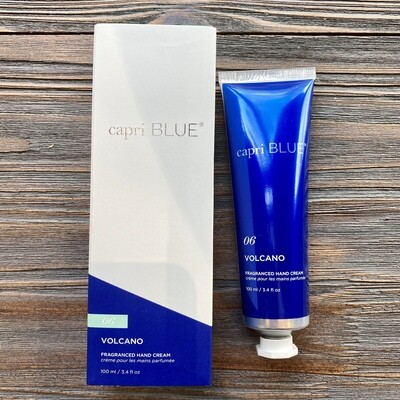 Capri Blue 3.4oz Hand Cream