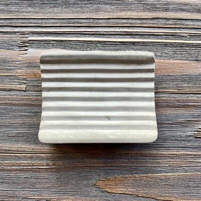 Cement Soap Dish