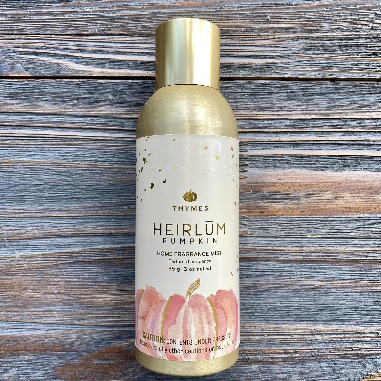 Heirlum Pumpkin Home Fragrance Mist