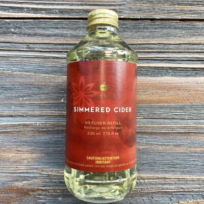 Simmered Cider Diffuser Oil Refill