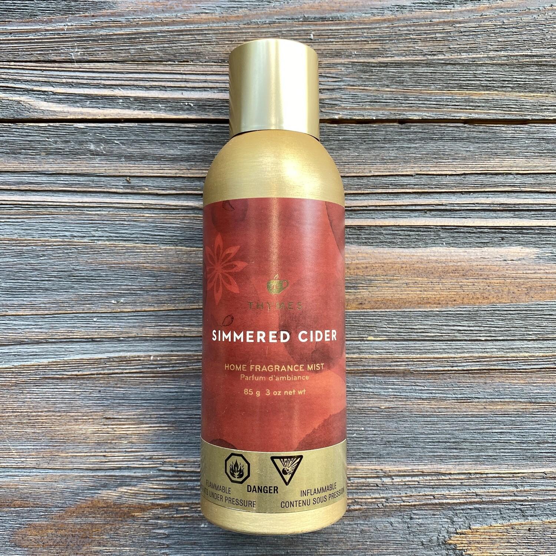 Simmered Cider Fragrance Mist