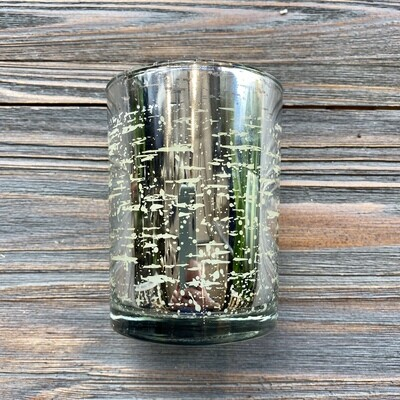 Birch Poured Candle
