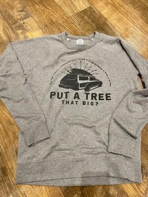 CP Tree Graphite Crew 97100