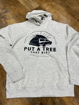 CP Tree Oatmeal Hoodie 97200