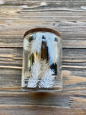 Frasier Fir Statement Candle Needle Design Small