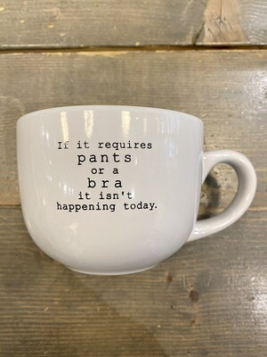 If It Requires A Bra Mug