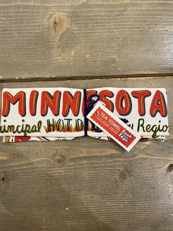 Minnesota Principal Hot Dish Towel