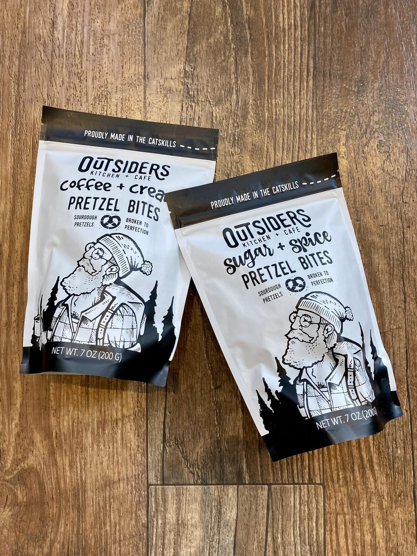 Outsiders Pretzel Bites