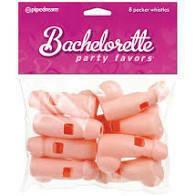 BACHELORETTE 8 PECKER WHISTLES
