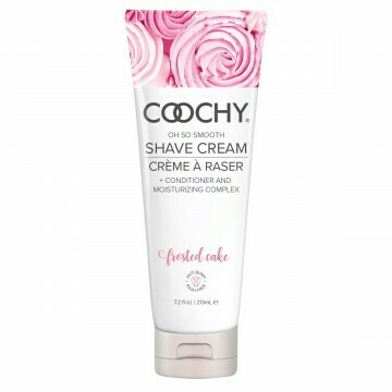 COOCHY SHAVE CREAM FROSTED CAKE 7.2OZ