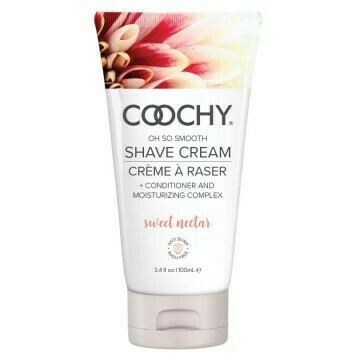 COOCHY SHAVE CREAM SWEET NECTAR 3.4OZ