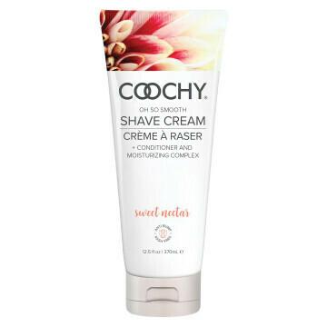 COOCHY SHAVE CREAM SWEET NECTAR 12.5OZ