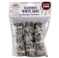 CALIFORNIA WHITE SAGE SMUDGE TORCH