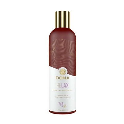 DONA ESSENTIAL MASSAGE OIL RELAX