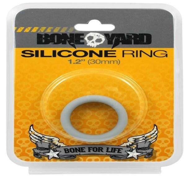 BONEYARD SILICONE RING 30MM GRAY