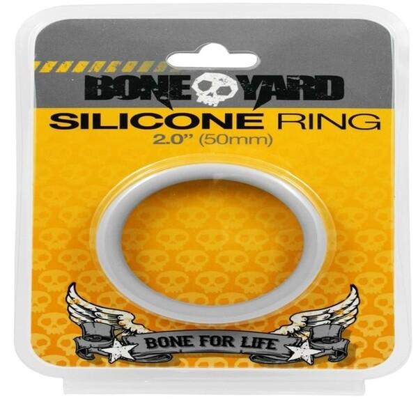 BONEYARD SILICONE RING 50MM GRAY