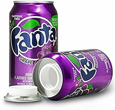 FANTA GRAPE STASH CAN