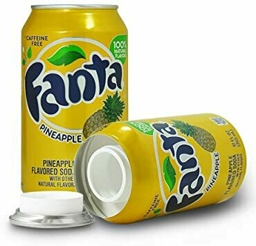 FANTA PINEAPPLE STASH CAN