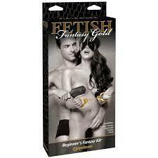 FF BEGINNERS FANTASY LOVE KIT GOLD