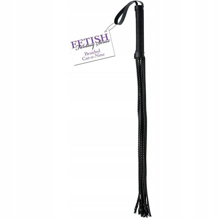 FF BRAIDED CAT O NINE TAILS