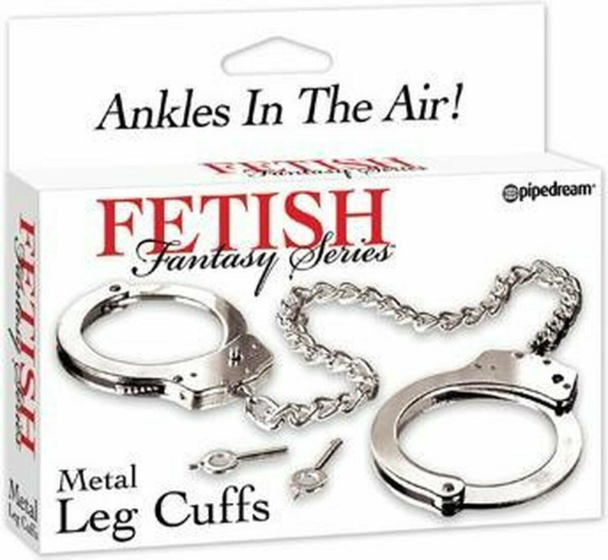 FF METAL LEG CUFFS