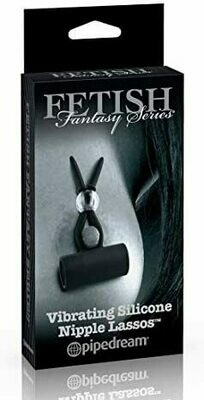 FF LIMITED EDITION VIBRATING SILICONE NIPPLE LASSOS