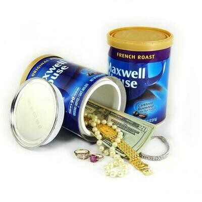 MAXWELL HOUSE SAFE CAN