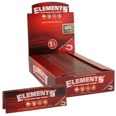 ELEMENTS RED 1.25