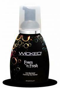 WICKED FOAM N FRESH TOY CLEANER 8OZ