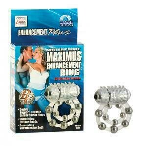 10 BEAD MAXIMUS RING