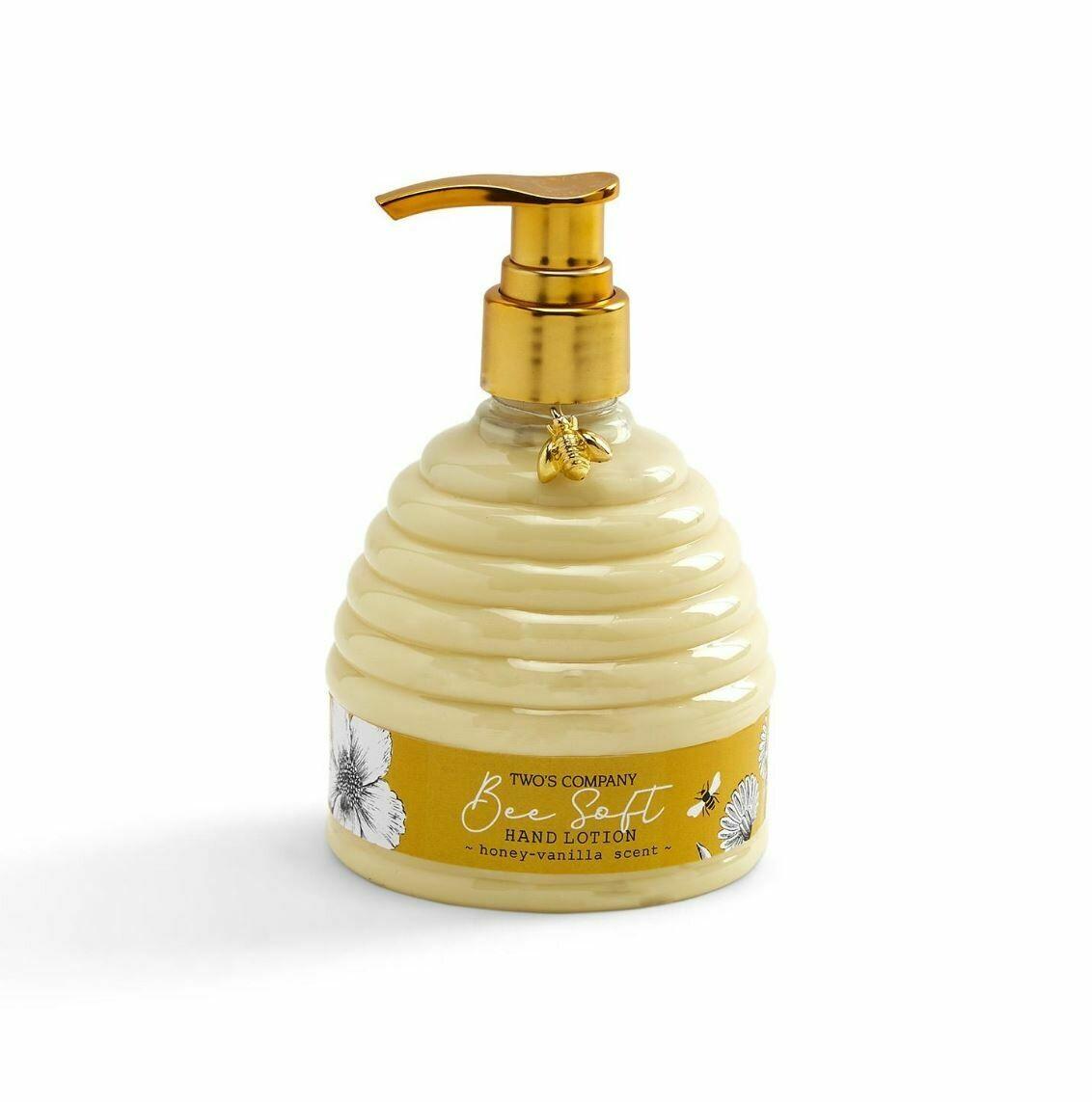 Bee Happy Honey Vanilla hand