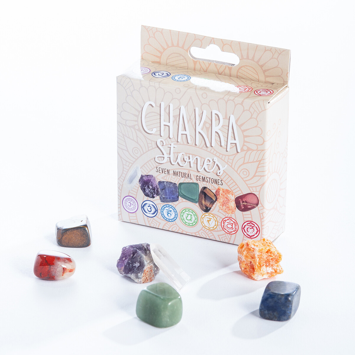 Mini Chakra stone pack