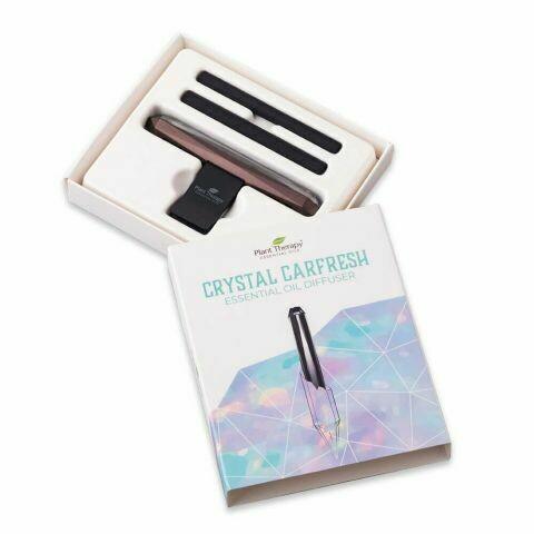 Crystal Carfresh Essential Oil Diffuser