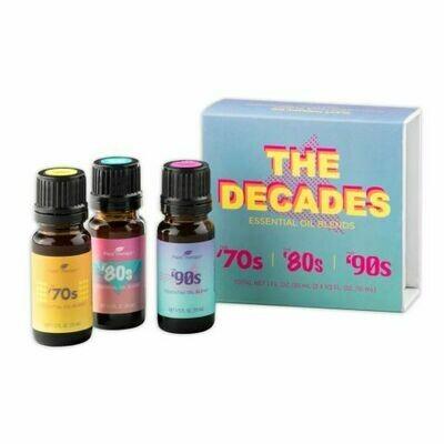 Decades aromatherapy set