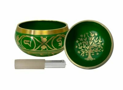 Tree of Life Singing Bowl India