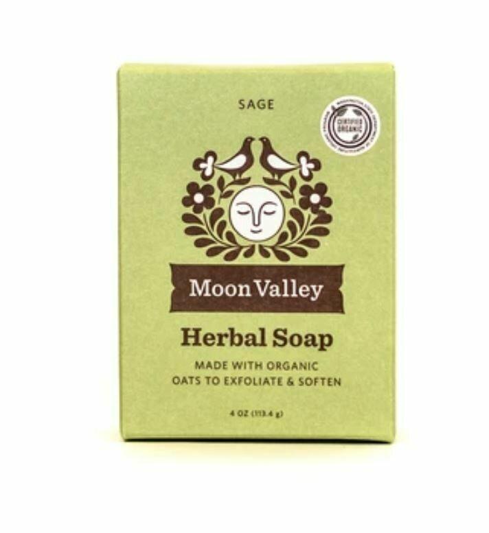 Moon Valley Organics Sage Soap