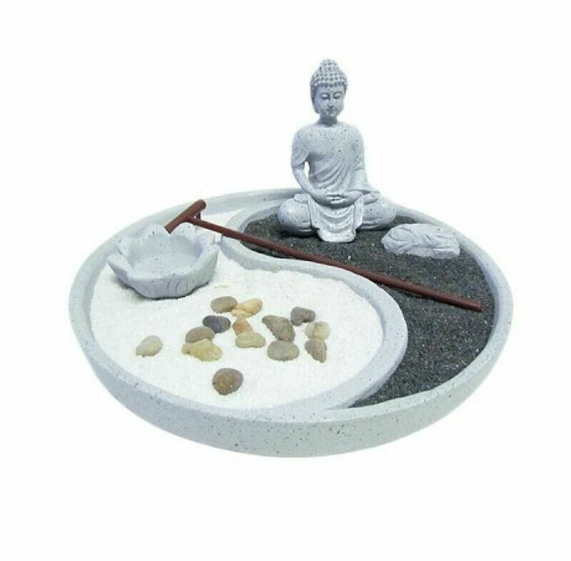 Yin and Yang Zen Garden Kit