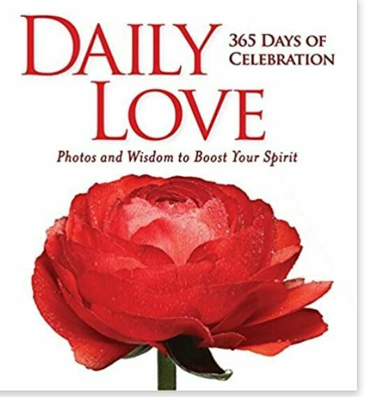 Daily Love: 365 Days of Celebration Hardcover