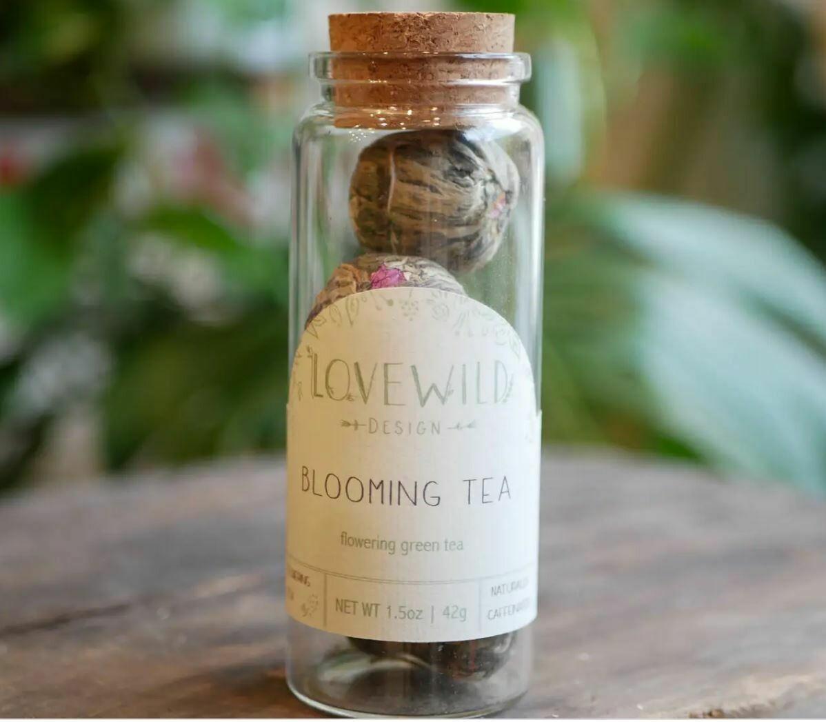 Blooming Teas